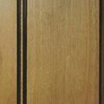 Rustic Alder Barley w/ Brown Glaze