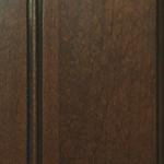 Rustic Alder Hazelnut w/ Brown Glaze