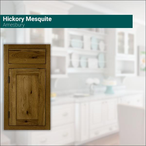 Amesbury Hickory Mesquite
