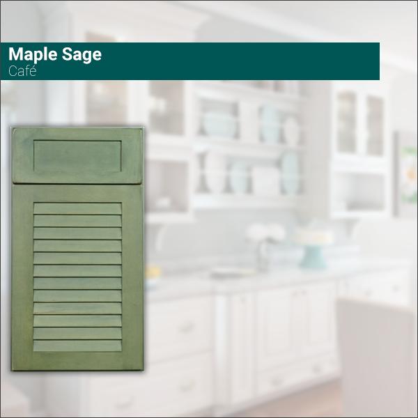 Cafe Maple Sage