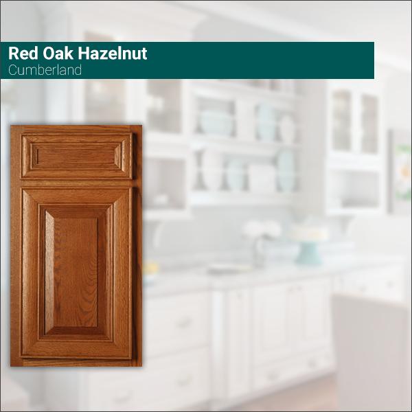 Cumberland Red Oak Hazelnut