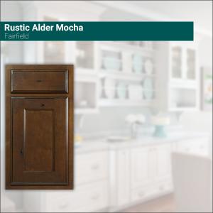 Fairfield Rustic Alder Mocha