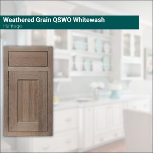 Heritage Weathered Grain QSWO Whitewash