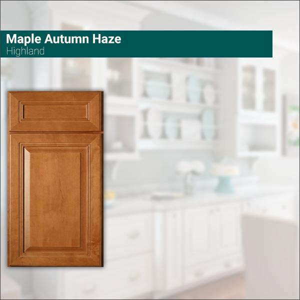 Highland Maple Autumn Haze
