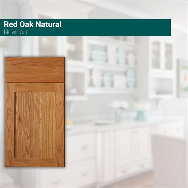 Newport Red Oak Natural