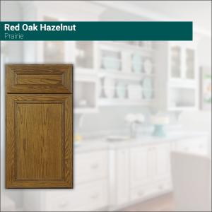 Prairie Red Oak Hazelnut