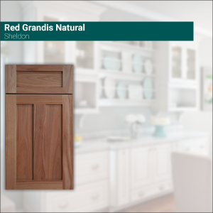 Sheldon Red Grandis Natural