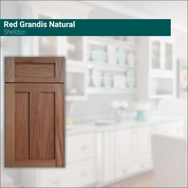 Sheldon Red Grandis Natural