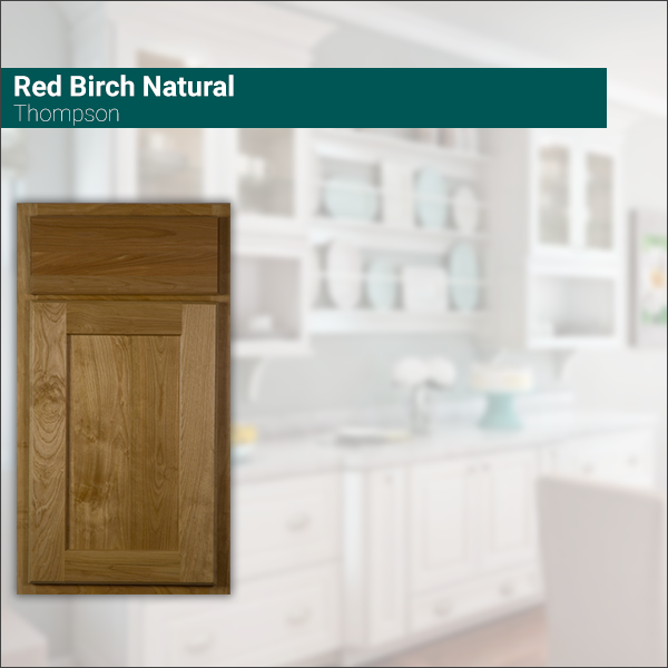 Thompson Red Birch Natural