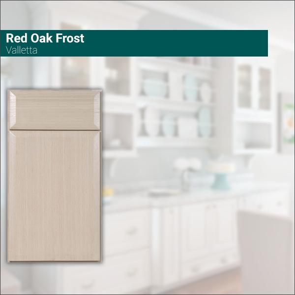 Valletta Red Oak Frost